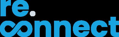 REConnect Logo Blue